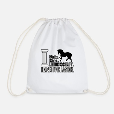 Hanoverian Hanoverian - Drawstring Bag