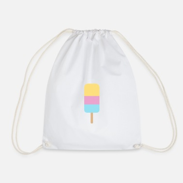 Ice Ice or Ice? - Drawstring Bag