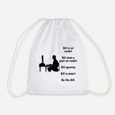 Shop Reddit Drawstring bag online   Spreadshirt