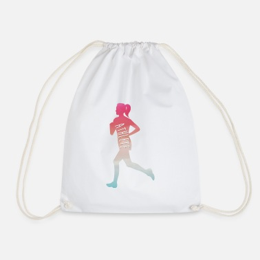 Runner Stuff runner - Drawstring Bag