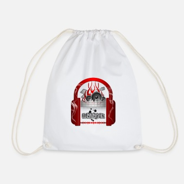 Hard Rock Hard rock - Drawstring Bag