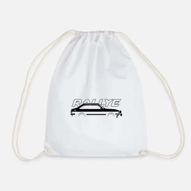 Rally rally - Drawstring Bag