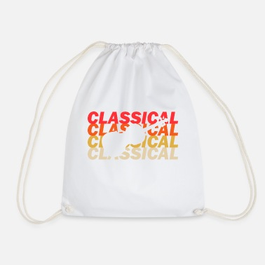 Classical Classical Classical Music - Drawstring Bag