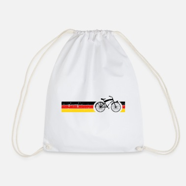 National Vélo National Colors National Germany Gift - Sac à dos cordon