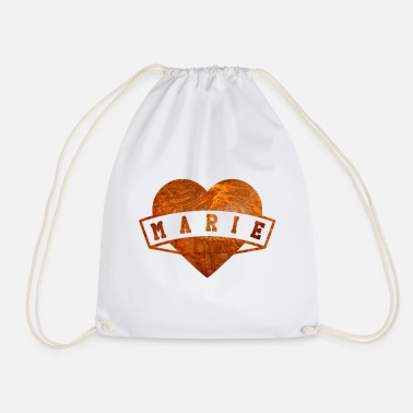 Marie Love Marie - Drawstring Bag