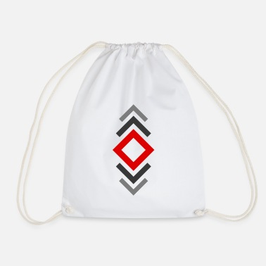 Send Sending - Drawstring Bag