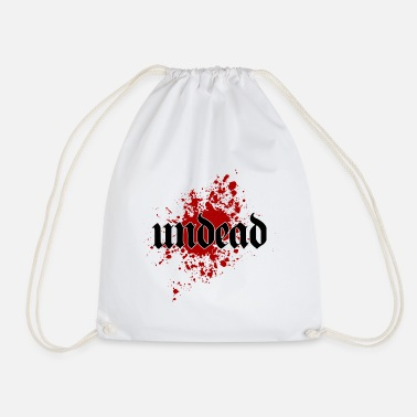 Undead undead - Undead - Gymtas