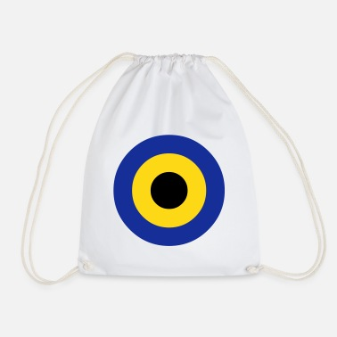 Music circles - Drawstring Bag