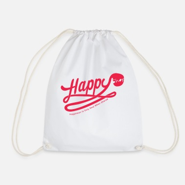 Happiness happy happiness - Sac de sport léger