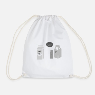 Soy Soy milk - Drawstring Bag