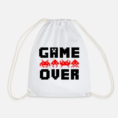 Game Over game over - Turnbeutel