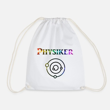 Physicist physicist - Drawstring Bag