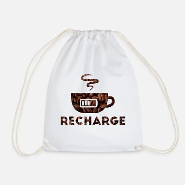 Rechargeable Recharge - Drawstring Bag