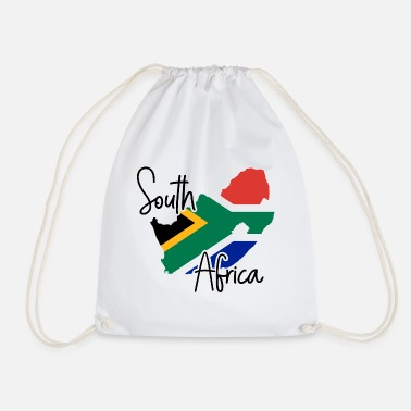 South Africa South Africa - Drawstring Bag