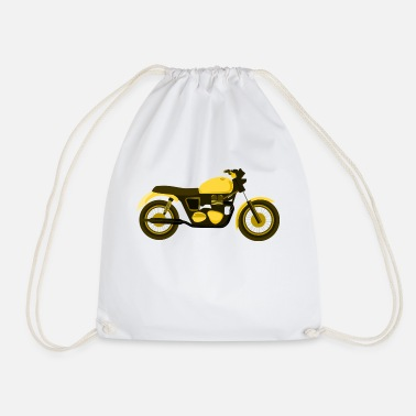 Chopper chopper - Drawstring Bag