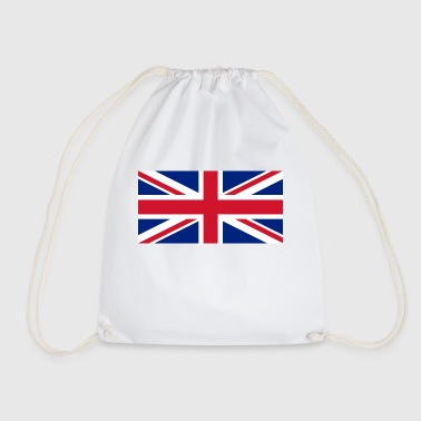 Union Jack - Drawstring Bag
