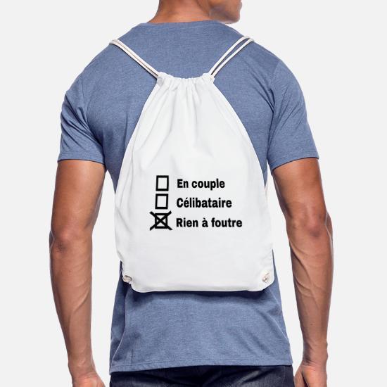Spreadshirt LGBT Logo Sac /à dos cordon