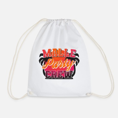 Malle party crew gift - Drawstring Bag