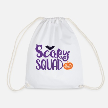 Scary Squad - Drawstring Bag