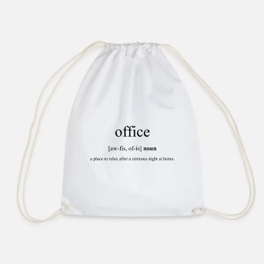 Office Office (office) - Drawstring Bag