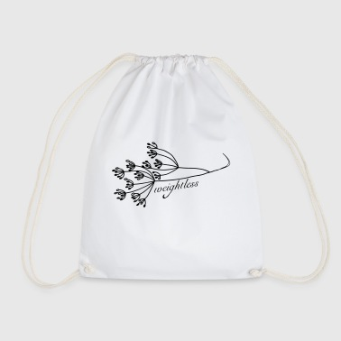 Weightless weightless - Drawstring Bag