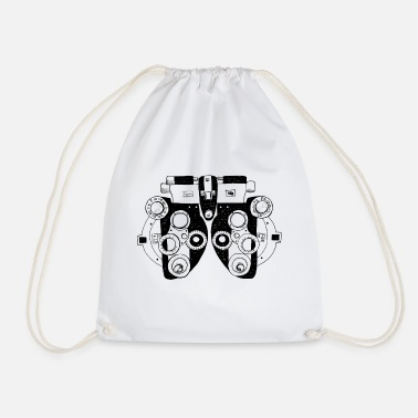 Visual Test Phoropter - Drawstring Bag