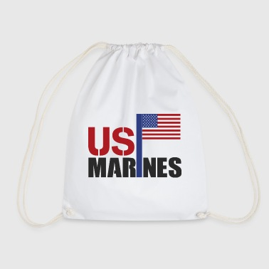 MARINES - Drawstring Bag