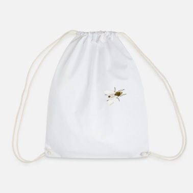 Fly The Fly - the fly - Drawstring Bag
