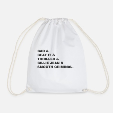 Song Songs - Drawstring Bag