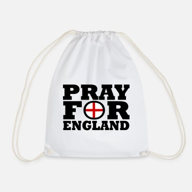 England England / Pray For England - Drawstring Bag