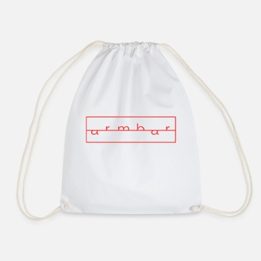 Armbar - Drawstring Bag