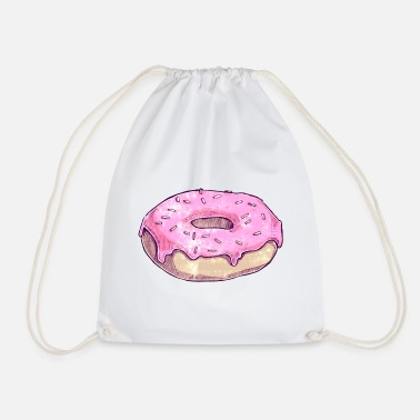 Donuts for all! - Drawstring Bag