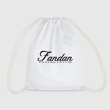 Scottish Scottish Banter - Fandan - Drawstring Bag