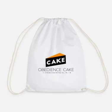 Obedience Obedience Cake - Gymtas