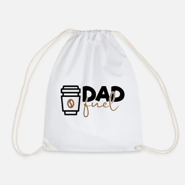 Fuel Dad fuel - Drawstring Bag
