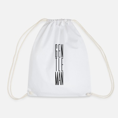 Sir Gentleman sir sir - Drawstring Bag