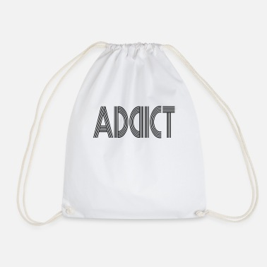 Swag Addicting addict chance mauvaise chance style style swag cool - Sac à dos cordon