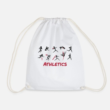Atletiek Athletics, Track and Field - Gymtas