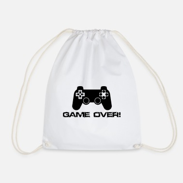 Game Over Game over - Drawstring Bag
