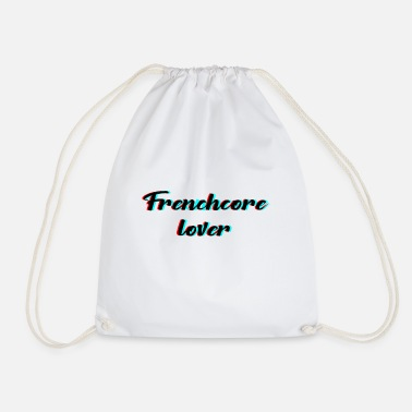 Frenchcore Frenchcore - Drawstring Bag