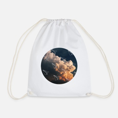 Skyscraper - Drawstring Bag