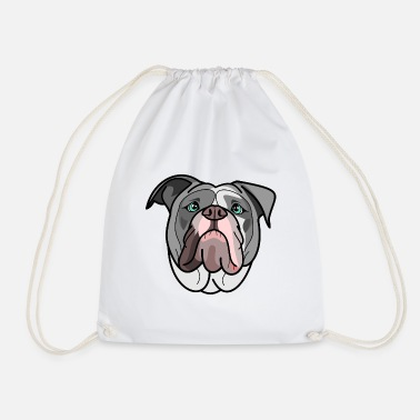 Bulldog - Nuggets - Drawstring Bag