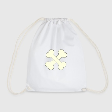 bone - Drawstring Bag