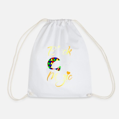 Black Girl Magic Black Girl Magic - Drawstring Bag