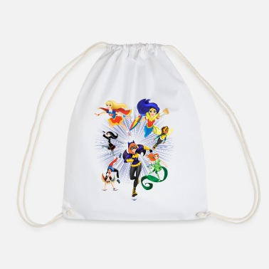 Officialbrands DC Super Hero Girls Heroines Ready To Fight - Gymbag