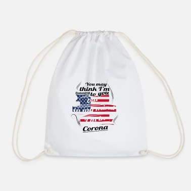 Corona THERAPIE HOLIDAY Reizen Amerika USA Corona - Gymtas