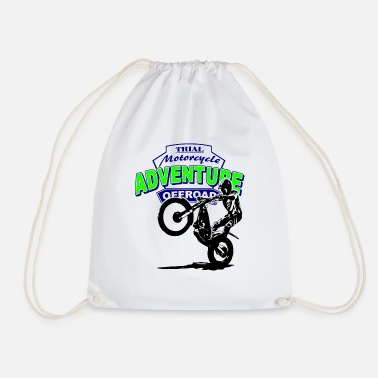 Trials Bike Trial - Drawstring Bag