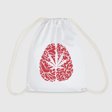 brain 2 - Drawstring Bag