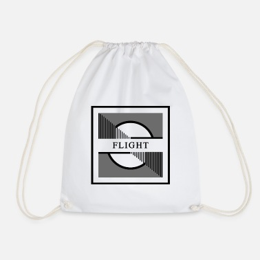 Flight FLIGHT - Drawstring Bag