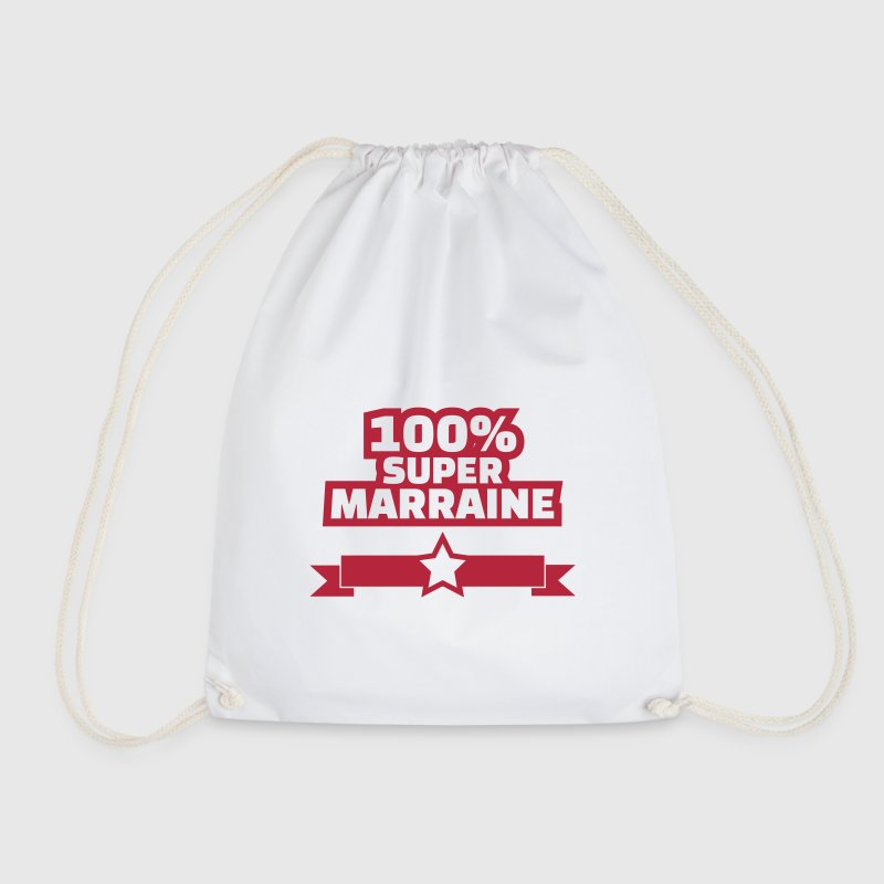 100% super marraine - Sac de sport léger